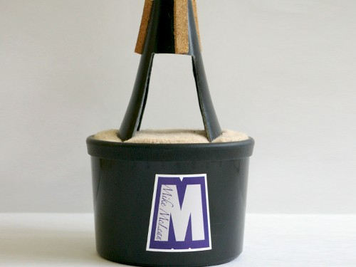 Bb Trumpet and cornet bucket mute